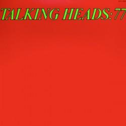 Talking Heads - Talking Heads: 77 - LP Vinyl Album Coloured - New Wave