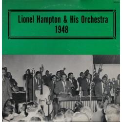 Lionel Hampton & His Orchestra 1948 - LP Vinyl Album - Jazz Big Band