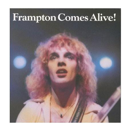 Peter Frampton – Frampton Comes Alive !