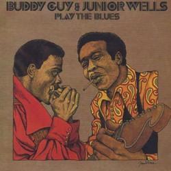 Buddy Guy & Junior Wells - Play The Blues - LP Vinyl Album - Chicago Blues