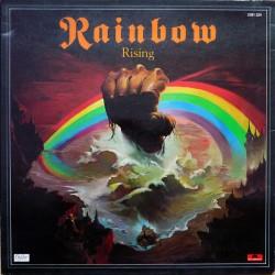 Blackmore's Rainbow - Rainbow Rising - LP Vinyl Album Gatefold - Hard Rock