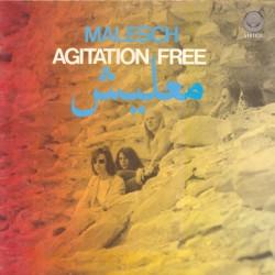 Agitation Free - Malesch - LP Vinyl Album - Progressive Rock