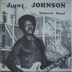 Jimmy Johnson - Tobacco Road - LP Vinyl Album - Chicago Blues
