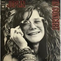Janis Joplin - Joplin In Concert - Double LP Vinyl Album - Blues Rock