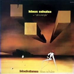 Klaus Schulze - Blackdance - LP Vinyl Album - Experimental Ambient