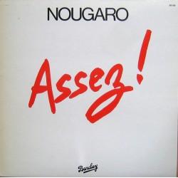 Claude Nougaro - Assez ! - LP Vinyl Album - Chanson Française