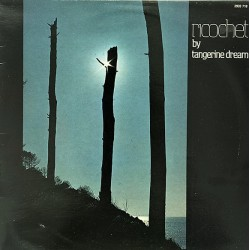 Tangerine Dream - Ricochet - LP Vinyl Album - Ambient Electro Rock