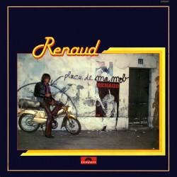 Renaud - Laisse Béton - Place De Ma Mob - LP Vinyl Album - Chanson Française