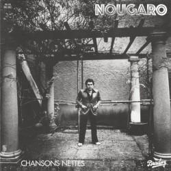 Claude Nougaro - Chansons Nettes - LP Vinyl Album - Chanson Française