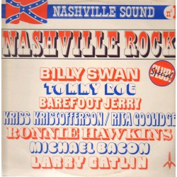 Nashville Sound n°1 - Nashville Rock Compilation - LP Vinyl