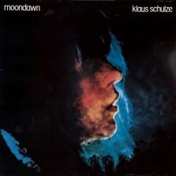 Klaus Schulze - Moondawn - LP Vinyl Album + Poster - Berlin Ambient