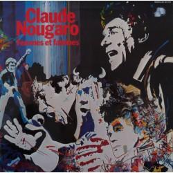 Claude Nougaro – Femmes Et Famines - LP Vinyl Album - Chanson Française