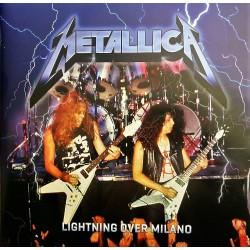 Metallica - Lightning Over Milano - Double LP Vinyl Album - Heavy Metal