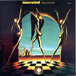 Klaus Schulze - Timewind - LP Vinyl Album Gatefold - Experimental