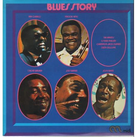 Blues Story - Compilation - Double LP Vinyl