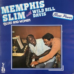 Memphis Slim - Blues And Women - LP Vinyl Album - Chicago Blues