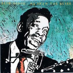 Slim Harpo - He Knew The Blues - LP Vinyl Album - Louisiana Blues