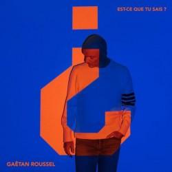 Gaëtan Roussel (Louise Attaque) - Est-Ce Que Tu Sais ? - LP Vinyl Album - Rock Français