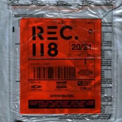 REC 118 - 20/21 - Double LP Vinyl Album - French Rap is French Hip Hop