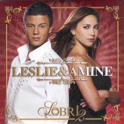 Leslie & Amine - Sobri2 - Maxi Vinyl 12 inches - RnB Français