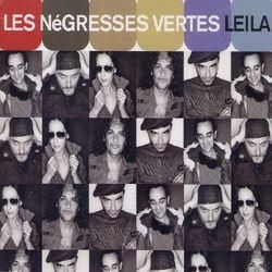 Les Négresses Vertes ‎– Leila - CD Single Promo