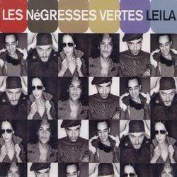 Les Négresses Vertes – Leila - CD Single Promo