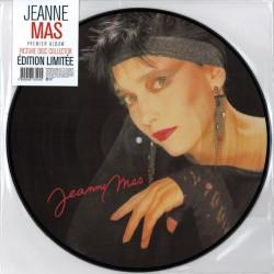 Jeanne Mas - Toute Première Fois - LP Vinyl Album Picture Disc - Italo Disco