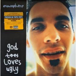 Atmosphere - God Loves Ugly - Triple LP Vinyl Album - Hip Hop US Rap