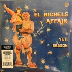 El Michels Affair - Yeti Season - LP Vinyl Album Coloured Blue - Funk Soul