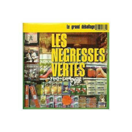 Les Negresses Vertes – Le Grand Déballage - CD Single Promo