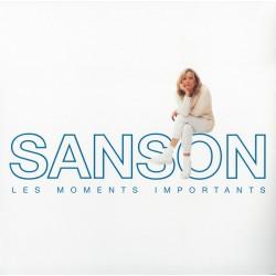 Véronique Sanson - Les Moments Importants - Double LP Vinyl Album - Canzone Francese