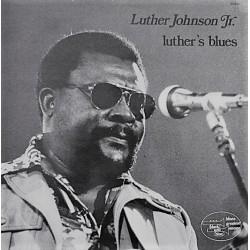 Luther Johnson Jr. - Luther's Blues - LP Vinyl Album - Chicago Blues