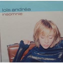 Loïs Andréa - Insomnie - Maxi Vinyl 12 inches - RnB Français