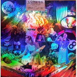 Green Day - Insomniac - Double Vinyl LP + Single - Deluxe Edition - Garage Punk