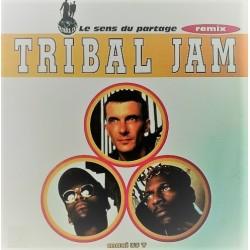 Tribal Jam - Le Sens Du Partage (Remix) - Maxi Vinyl 12 inches - RnB Francese