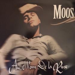 Moos - Au Nom De La Rose - Maxi Vinyl 12 inches - RnB Français