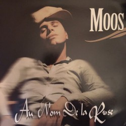 Moos - Au Nom De La Rose - Maxi Vinyl 12 inches - RnB Francese