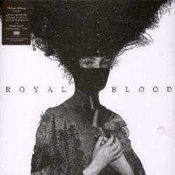 Royal Blood - 1st Album Eponym - LP Vinyl Album - Alternative Rock