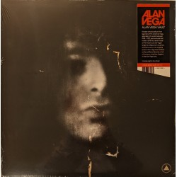 Alan Vega - Mutator - LP Vinyl Album Coloured Red - Experimental AvantGarde