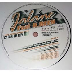 Jalane Feat. K-Reen - Ça Part De Rien - Maxi Vinyl 12 inches - RnB Français