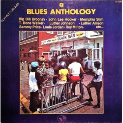 A Blues Anthology - Boxset 3LP Vinyl Album - Chicago Blues