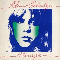 Klaus Schulze - Mirage - LP Vinyl Album Gatefold - Experimental Ambient