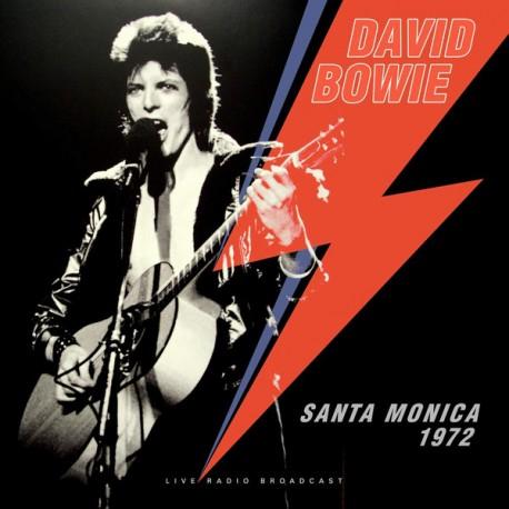 David Bowie - Best Of Live Santa Monica '72 - LP Vinyl Album - Glam Rock