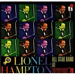 Lionel Hampton All Star Band - At Newport '78 - LP Vinyl Album - Jazz Big Band