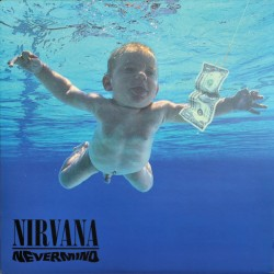 Nirvana ‎– Nevermind - Black Edition - LP Vinyl - Limited Edition