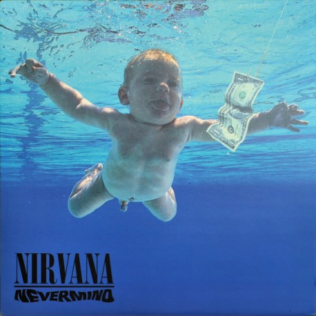 Nirvana – Nevermind - Blue Edition + Poster