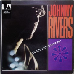 Johnny Rivers - Whisky A Go-go Revisited - LP Vinyl Album - Blues Rock