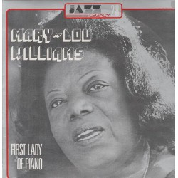 Mary Lou Williams ‎- First Lady Of Piano - LP Vinyl Album - Jazz