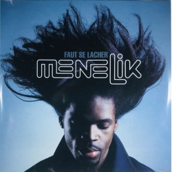 Menelik - Faut Se Lacher - Maxi Vinyl 12 inches - RnB Français Hip Hop