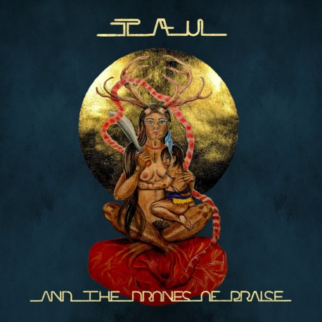 Tau And The Drones Of Praise - LP Vinyl Album - Psychedelic Rock